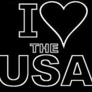 I LOVE THE USA
