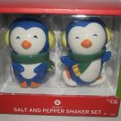Penguin Salt & Pepper Shaker Gift Set Target Christmas Holiday
