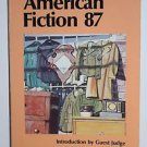 American Fiction, '87 by Ann Beattie 1987 Paperback