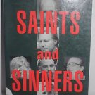 Saints and Sinners by Lawrence Wright 1993 Paperback