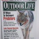 Outdoor Life Winter 2001 Outsmart Predators
