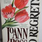 No Regrets by JoAnn Ross 1993 Paperback