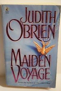 Judith O'Brien Maiden Voyage PB