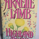 Highland Rogue by Arnette Lamb 1991 Paperback