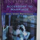 Accessory to Marriage 2002 PB