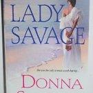 Lady Savage (Zebra Regency Romance) by Donna Lea Simpson