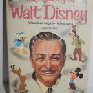The Story of Walt Disney paperback book