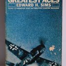 The Greatest Aces by Edward Sims 1967 PB