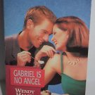 Gabriel Is No Angel by Wendy Haley (Silhouette Sensation) 1997 PB