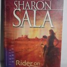 Rider on Fire by Sharon Sala (Silhouette Intimate Moments, No 1387)