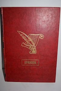 Made Simple Self-Teaching Encyclopedia 1955 Spanish