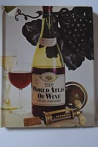 The World Atlas of Wine by Hugh Johnson (1971)