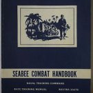 """Seabee Combat Handbook"" Naval Training Command 1972"