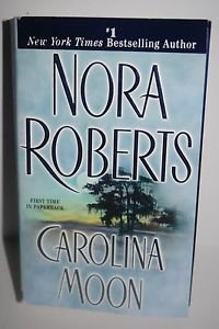 Carolina Moon by Nora Roberts 2001 Paperback
