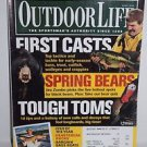 Outdoor Life Magazine 4/2002 First Casts Spring Bears Tough Toms