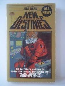 New Destinies, Volume 1: Spring 1987