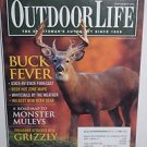 Outdoor Life Magazine 9/2002: Buck Fever/State Forecast
