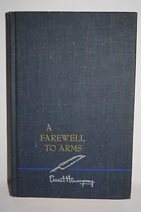 A Farewell To Arms By Ernest Hemingway 1957