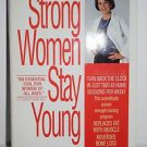 Strong Women Stay Young by Sarah Wernick and Miriam E. Nelson Hardcover Health 3