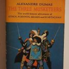 The Three Musketeers by Alexandre Dumas (1961) VINTAGE Paperback