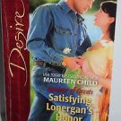 Satisfying Lonergan's Honor  by  Maureen Child  ( 2006 Paperback )   1730