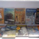 Mystery Magazines Hitchcock, Ellery Queen Lot of 10