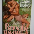 Brave the Wild Wind Johanna Lindsey Avon romance paperback good condition