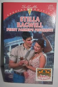 Penny Parker's Pregnant by Stella Bagwell 1999 PB