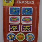 Teaching Tree Inspirational Erasers Set of 12