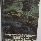 Some Lie and Some Die, Ruth Rendell, 1975 Bantam PB