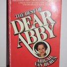 The Best Of Dear Abby By Abigail Van Buren