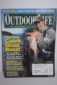 Outdoor Life Magazine May 2002