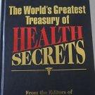 The World's Greatest Treasury of Health Secrets Book
