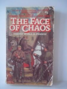 THE FACE OF CHAOS PB 1st Ace Fantasy Classic Thieves World 5 (1st Printing)