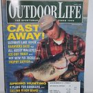 Outdoor Life Magazine 4/2001 Cast Away!