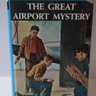 The Hardy Boys #9 The Great Airport Mystery 1965 HC Book