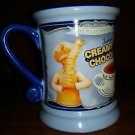 The Polar Express Mug Cup Creamy Hot Chocolate 3D Raised Embossed Cup