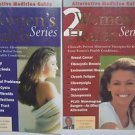 Women's Health, Volumes 1& 2: An Alternative Medicine Guide 1998