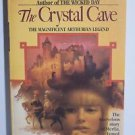 Mary Stewart-The Crystal Cave 1984 Paperback