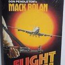 Mack Bolan: Flight 741 by Don Pendleton PB