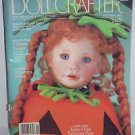 Doll Crafter Magazine October 1993 Dress Slip Panties Pattern