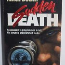 Mack Bolan Sudden Death by Don Pendleton 1987 Paperback
