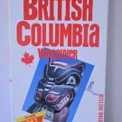 British Columbia Insight Pocket Guide Vancouver Map