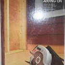 Adding On Time Life Books Window Garage Rooms Dormers DIY