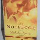 The Notebook by Nicholas Sparks 1998 Paperback