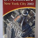 Frommer's New York City 2002 Travel Guide Map