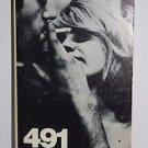 491 A Novel by Lars Gorling (1967)  pb