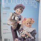 Doll Crafter Magazine September 1992 Includes Widow's Outfit Pull-Out Pattern