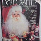 Doll Crafter Magazine December 1993 Best Shoes Pattern Included