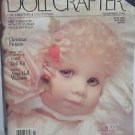 "Doll Crafter Magazing November 1993 Pattern Included for 18"" Doll"
